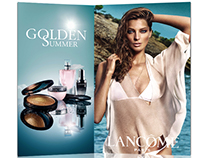 LANCOME / GOLDEN SUMMER
