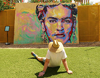 Frida for Alt Oasis (The Saguaro, Palm Springs)