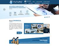 Web Site Futuro Investimentos