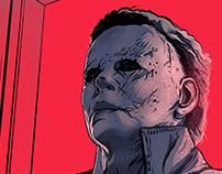 Halloween - Screen Print Alternate Poster