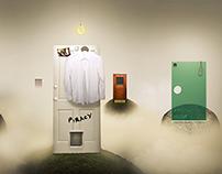 The Door of a Human