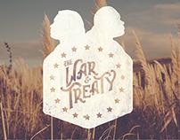 The War and Treaty Branding