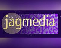 Jagmedia Logo & Social Media Profile Graphic
