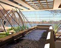 Dragon Boat Retreat - Design VI (Spring 2015)