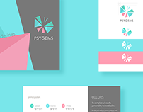 Psygems - | Logo & Website Design