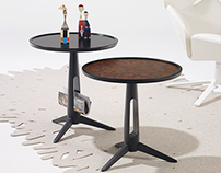Side table | Little Ben | Draenert I 2015