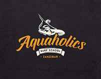 Aquaholics Zanzibar Logo