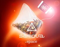 samova-Produktlinie »space«