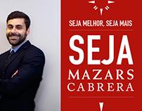 Conceito da Campanha de Trainee Mazars Cabrera 2017