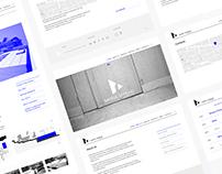 Maria Sfyraki - Web Design