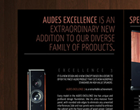 Brochure Design - Audes