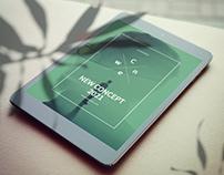 Clean Brochure Ebook Layout