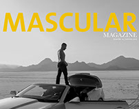 MASCULAR Magazine Issue No. 14 | Summer 2015