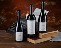 Limited Wine Label Design - Epizod