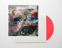Plastic Beach Vinyl Cover Design