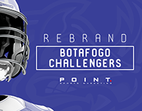 Rebrand - Botafogo Challengers (Conceito)