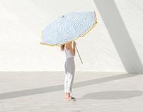 OMBA Urban Beach Parasols
