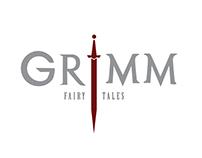 Book Jacket Design: Grimm