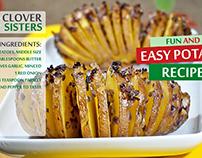 Potato recipes and home remedies