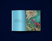 The Brave Little Crab // Book Design