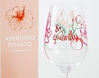 Aperitivo Rosato for Ritzenhoff - by Virginia Romo