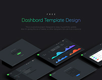 Dashboard Template Design (Free)
