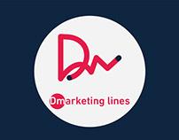 DM agency logo