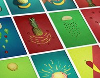 Fruit Posters