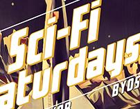 Pensacola Museum Of Art Sci-Fi Poster