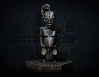 Assanyi - Digital Voodoo Spirit
