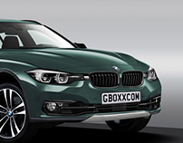 BMW 3 Series Cross