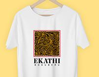 Ekathi Boduberu T shirt 2019