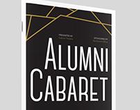 Alumni Cabaret | Program & Ads