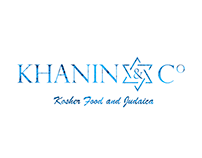 Logo for kosher food and judaica store