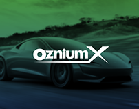 OzniumX, USA (Brand Design)