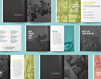 Chicago Athletic Club Brochure & Branding