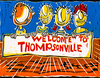 Thompsonville - Where is it and Who Lives There!