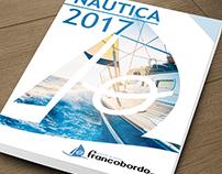 Portada y contraportada Catálogo Francobordo 2017