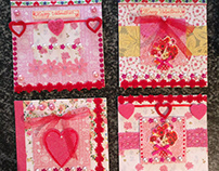 Handmade Valetine's Cards