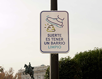 Madrid Cleaning Plan