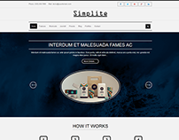 Simplite - Responsive Joomla 3.3 Template
