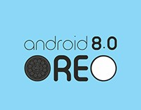 Android Oreo - Boot Animation