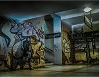 Temné podzemí /Dark Underground