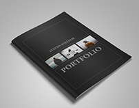 Photographer Portfolio Template (FREE)