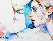 .Entre Instantes. Watercolor Collection