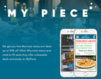 MyPiece - Lifestyle App for iPhone and Android