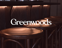 Greenwoods - Branding & Website