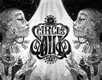 Circus of Souls - Inktober 2017