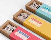Sincere Co. Pineapple Pie Packaging / 新四海鳳梨酥包裝設計