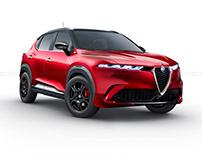 Alfa-Romeo MiTo Crossover
